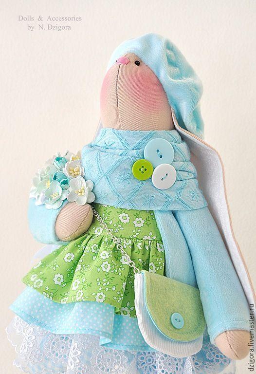 Купить Зайка Лея - зайка, зайцы, заяц, заяц игрушка, игрушка зайка, игрушка зайчик
