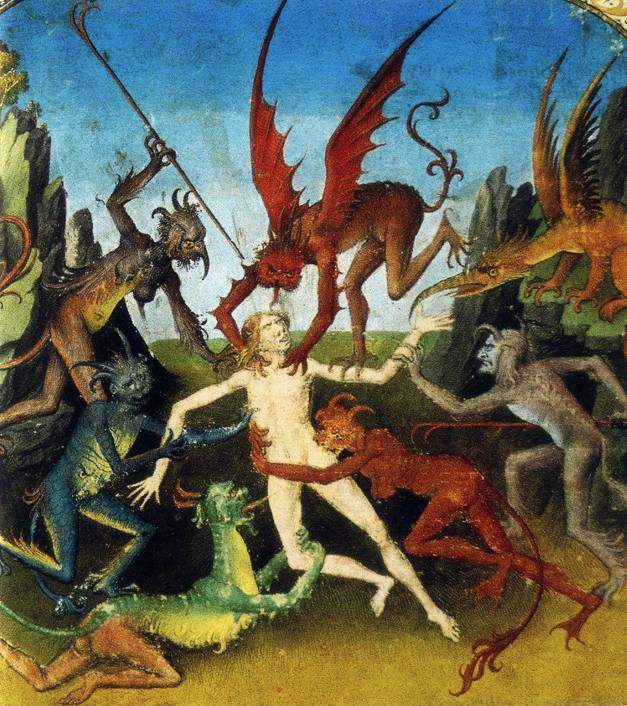 494 best Old Demons images on Pinterest | Illuminated ...