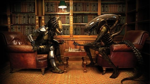 Predator vs. Alien