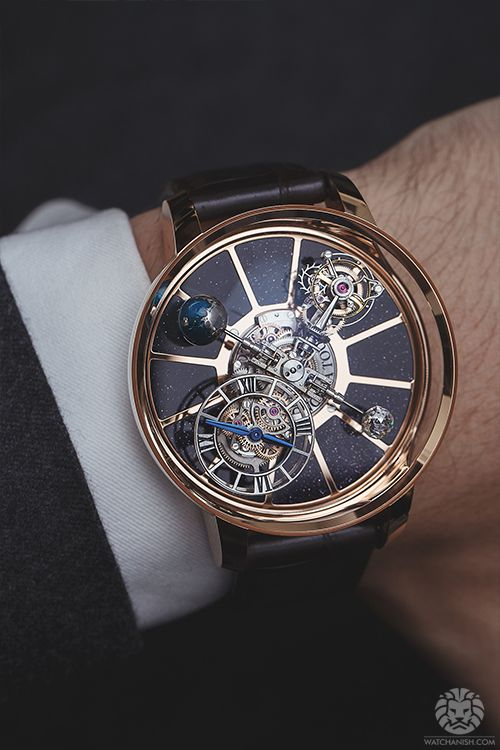 Jacob & Co. Astronomia Tourbillon.