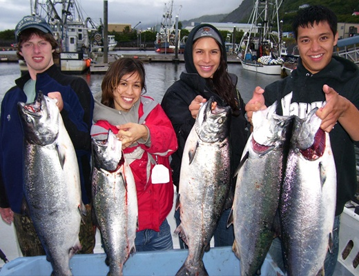 11 best catch a fish in kodiak images on pinterest for Kodiak fishing charters