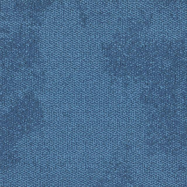 Interface Modular Carpet Composure Sapphire Commercial Carpet