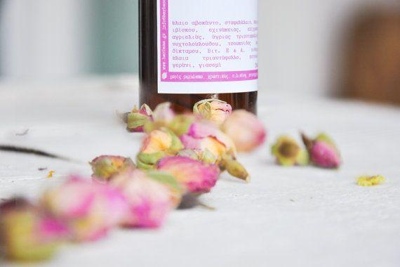 Anti Aging Body Oil Organic Body Oil Natural by HerbanaCosmetics