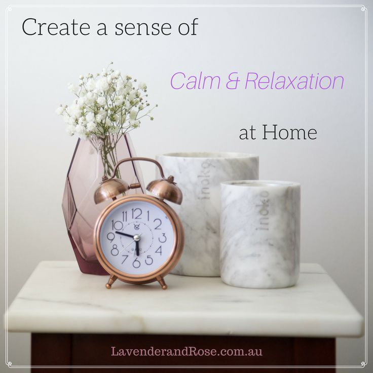 HOW TO CREATE A SENSE OF CALM AND RELAXATION AT HOME USING THE POWER OF FRAGRANCES!  Read our blog article for tips on the best fragrances to use to create a calming and relaxing vibe in your home.