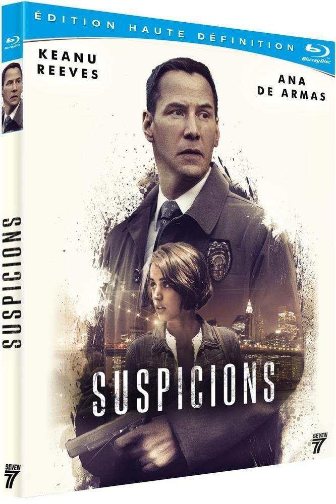 Suspicions [Blu-ray]: Amazon.fr: Keanu Reeves, Ana de Armas, Mira Sorvino, Big Daddy Kane, Christopher McDonald, Laura Gómez, Melissa Linton, Michael Rispoli, Declan Dale: DVD & Blu-ray