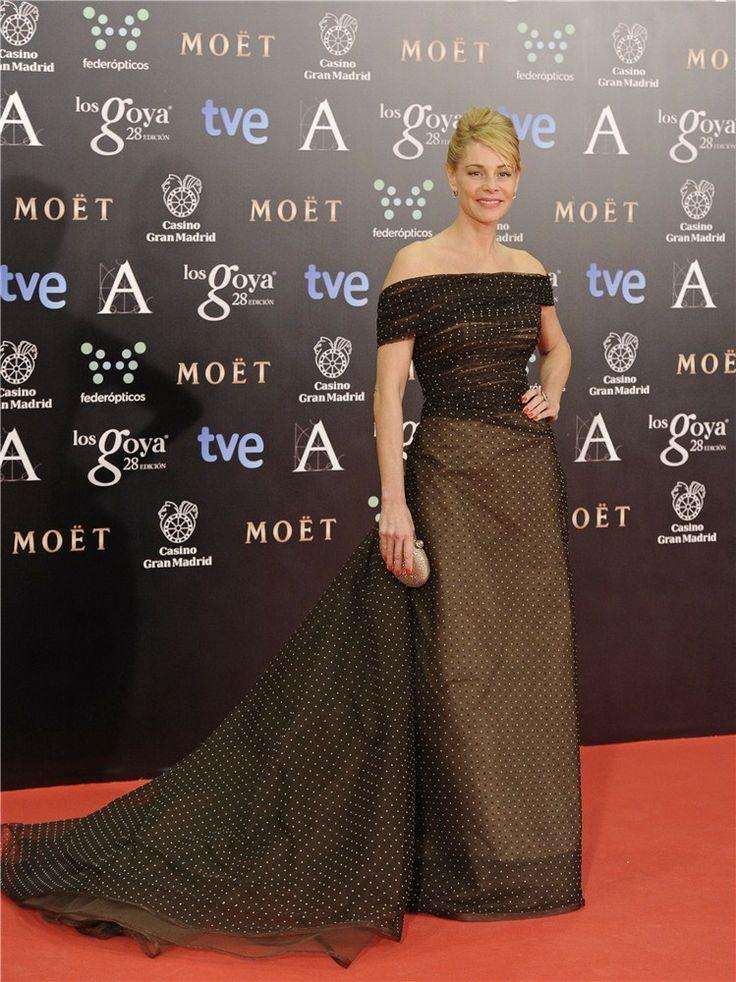 Premios Goya 2014. Belén Rueda, de Lorenzo Caprile