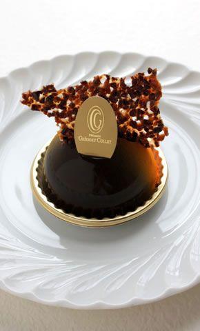 """""""Gianduja Chocolat"""":"""