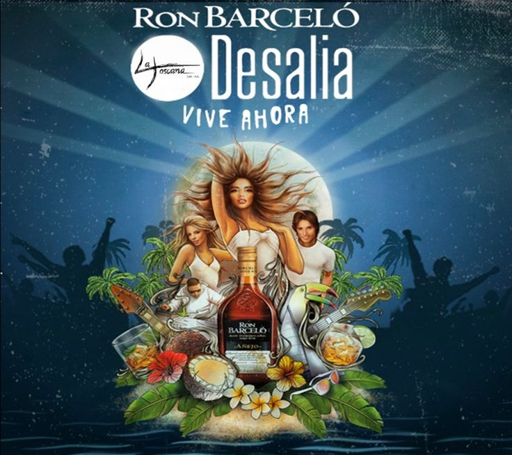 Disfruta de la mejor noche con Ron Barceló en La Toscana Café-Pub Lepe