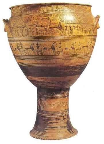 Dipylon vase 700-luku eaa