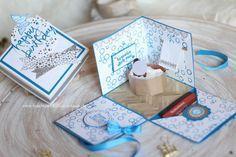 explosionsbox wellness gutschein als originelle geschenk verpackung wochenende