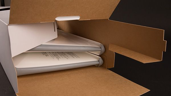 Structural packaging development for Stokke