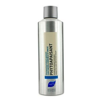 Phyto Hair Care Phytoapaisant Soothing Treatment Shampoo (For Sensitive and Irritated Scalp)