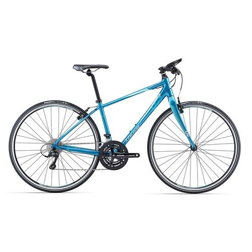 2016 Giant Liv Thrive 2 Womens Flat Bar Road Bike Blue £398.99