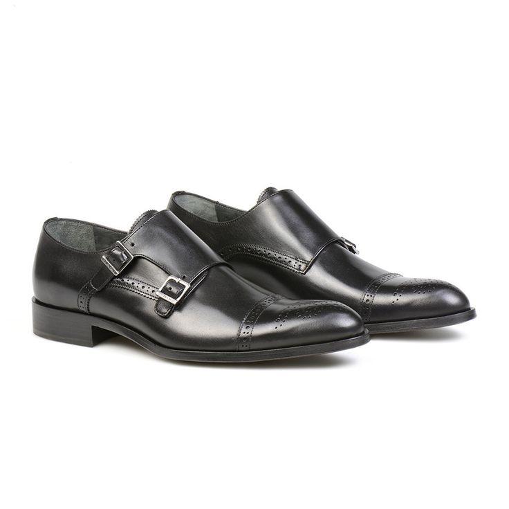Cristiano Ronaldo Double Monk Brogue – Portugal Footwear