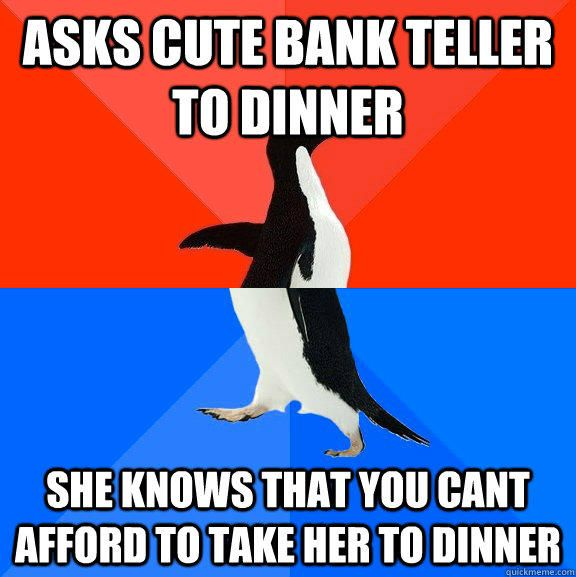 bank teller problems - Google Search