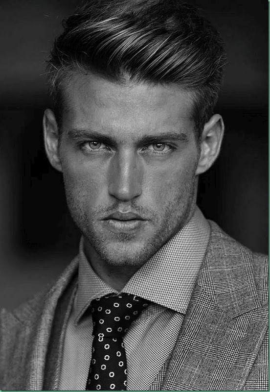 Heath Hutchins, photographed by Christoph Strube for Sharp Magazine