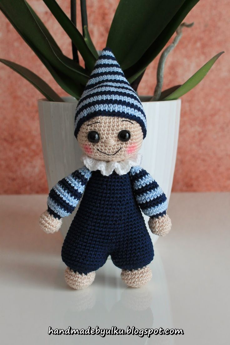 Amigurumi Cuddly Baby : 69 best images about dolls on Pinterest Amigurumi doll ...