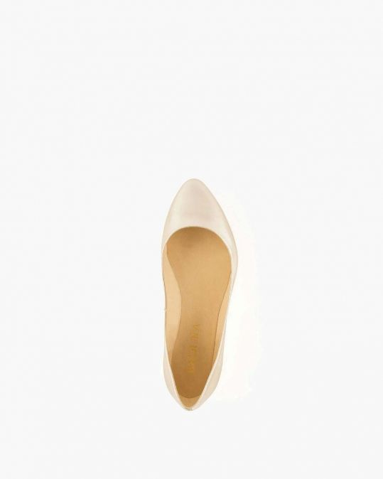 Złote balerinki - Kobieta | Badura warszawa
