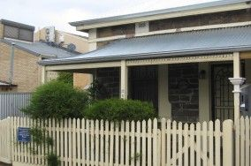 Harriet cottages accommodation Adelaide South Australia
