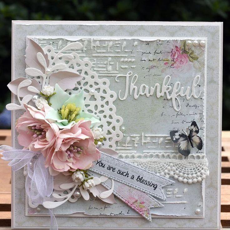 Скрапбукинг открытки спасибо, картинки про