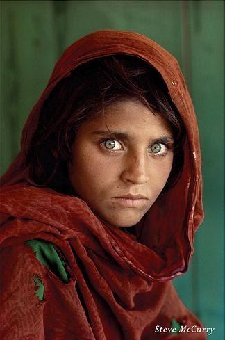 enfants du monde  afghane quels yeux !