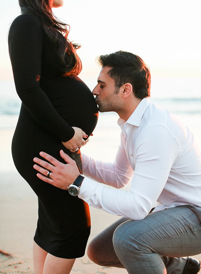 Newport Beach Family Maternity Photos - Inspired By This