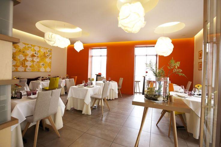 La salle du restaurant gastronomique La Galinette - Perpignan