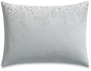 Barbara Barry Clover Field Oblong Throw Pillow in Dew