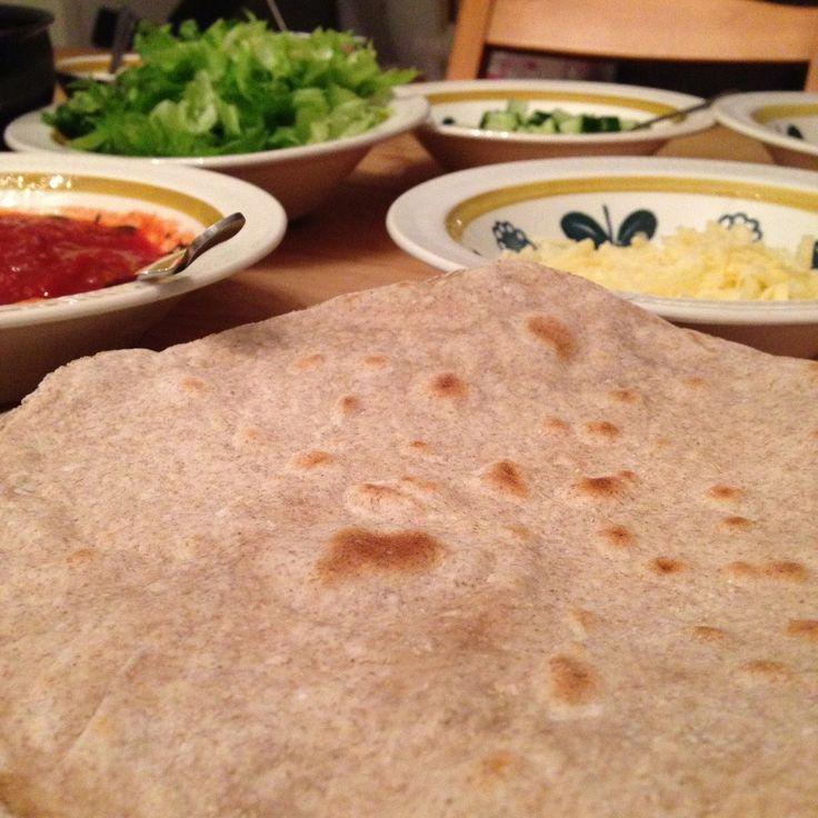 Gi tacofredagen nytt liv, og server hjemmelagde tortillas neste gang!