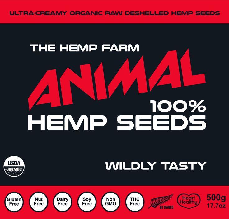 Hemp Farm - Super foods and skincare