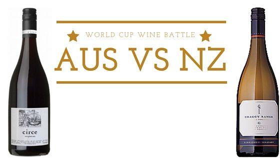 World Cup of Wine: Australia vs. New Zealand | Vinspire