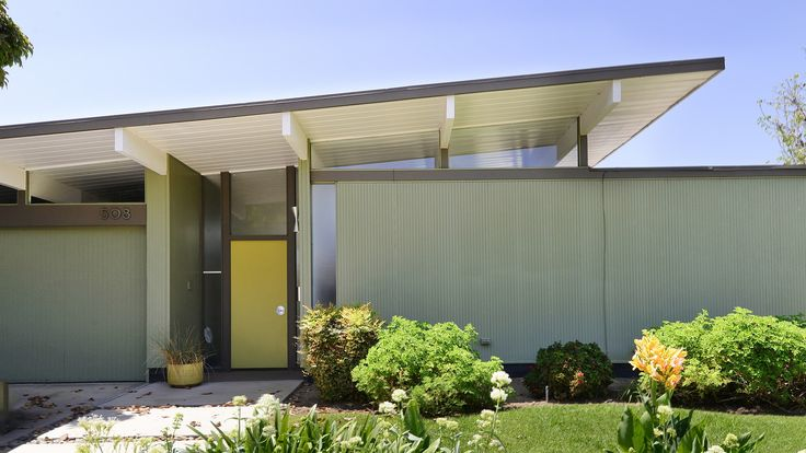 Eichler homes in southern california socal eichlers for for Eichler homes for sale