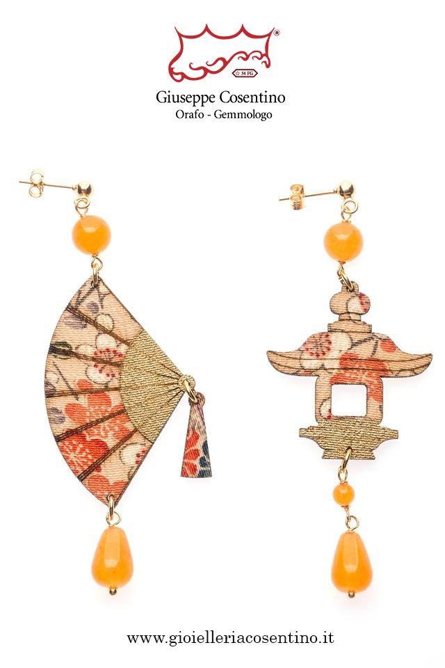 Lebole Gioielli   Collezione Fujiyama  5 #Meravigliosi paia di #Orecchini da poter indossare ogni giorno in modo differente!  Qual è il tuo preferito??? http://goo.gl/PCHBlu