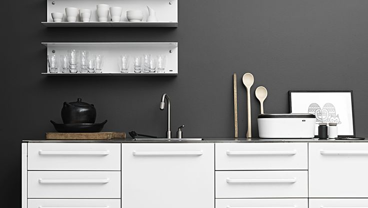 Vipp Kitchen Shelves