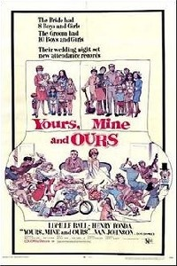 Yours Mine And Ours 1968 - Saw this movie when it was still in theaters
