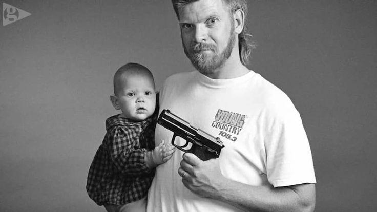 """Die Doku """"Gun Nation"""" zeichnet das Bild eines emotionalen Konfliktes zwischen Angst, Freiheit und dem Recht auf Selbstbestimmung."""
