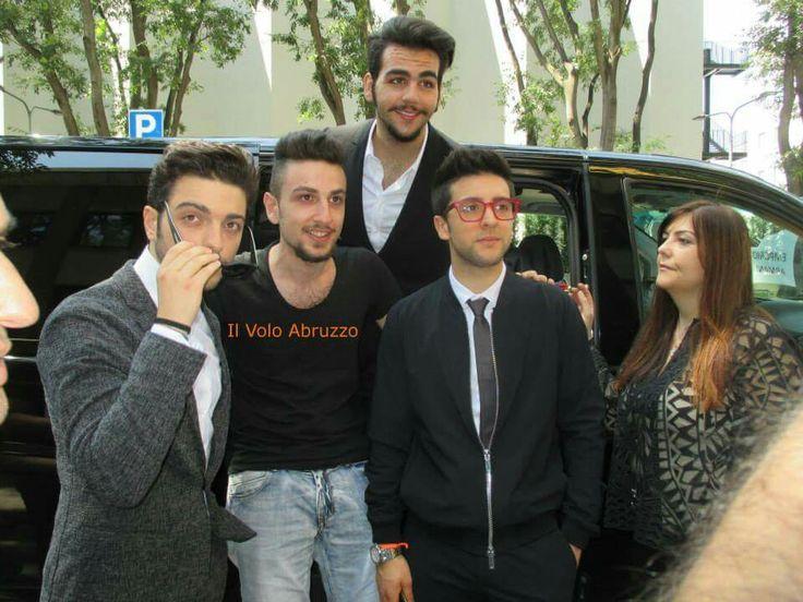 Milano,  Armani fashion show