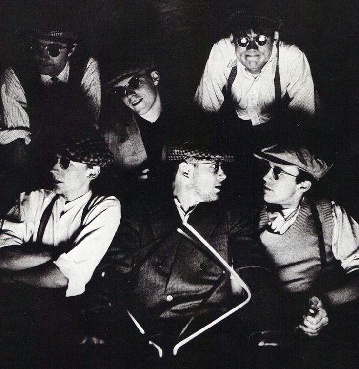 ❤️SkaSkaSka♥, tiptoeboy: Madness Our House (1982)