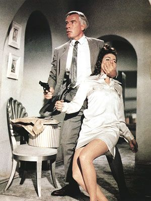 Point Blank (1967 noir suspense film, directed by John Boorman and starring Lee Marvin and Angie Dickinson)