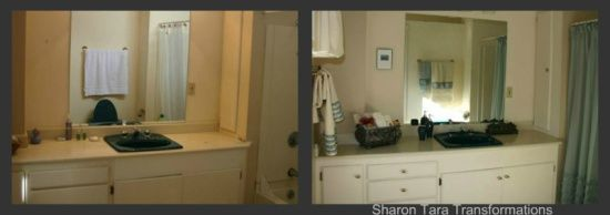 Preparing Bath For Sale - NH Home Stager