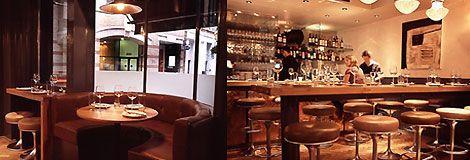 Dehesa - great for tasty Spanish/Italian tapas http://www.dehesa.co.uk/