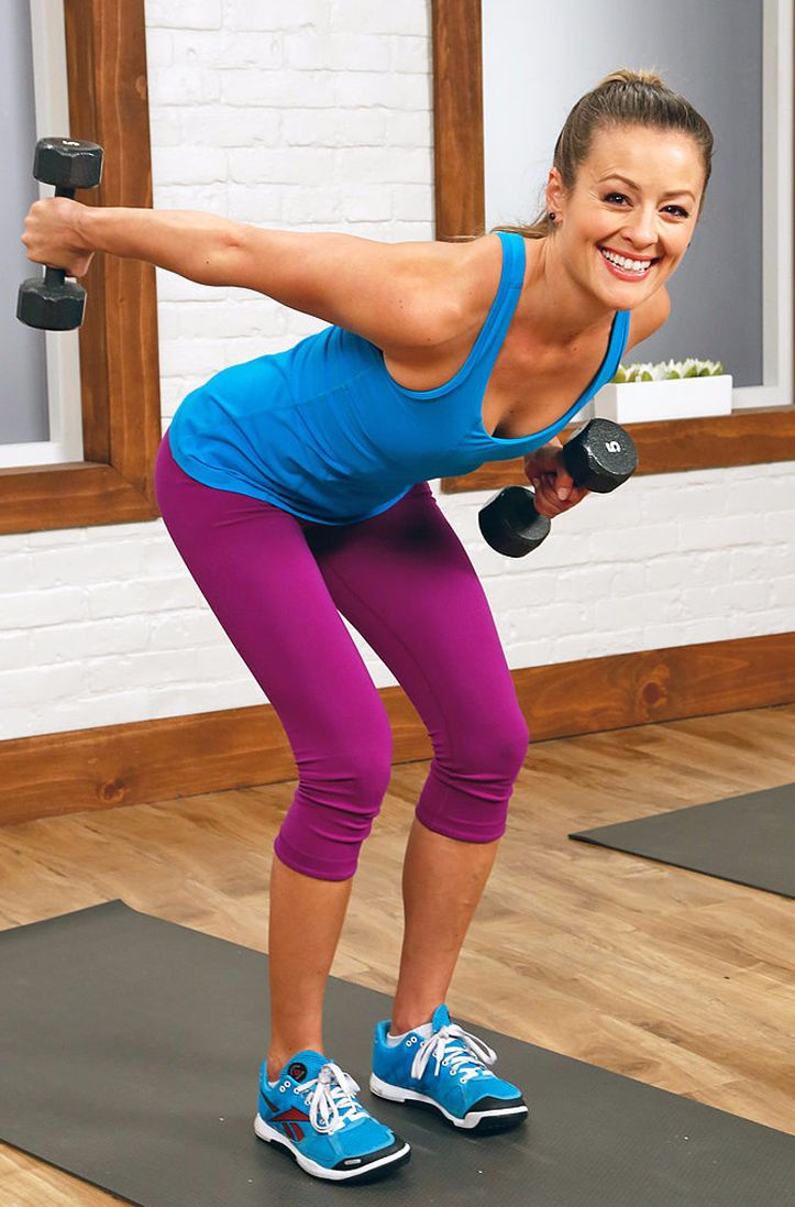 10 free workout videos, all in one place! You'll want to bookmark this page.
