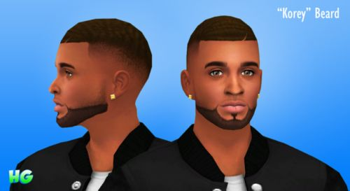 [HGCC]Korey BeardThe first cc I ever made for this game. • Maxis Match • All Maxis Colors • Teen-Elder • Hand Painted Texture • Original Mesh Terms of Use By downloading my content, you are agreeing to my Terms of Use. Do not re-upload my content. Do...