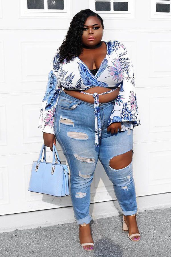 007d79b1626 33 Curvy Outfit Ideas from the Top Influencers-Having a hard time finding  the right curvy outfit for the warmer days  Well