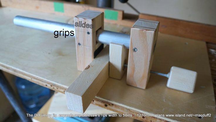 more Diy clamps from aluminium pipe-flat bar