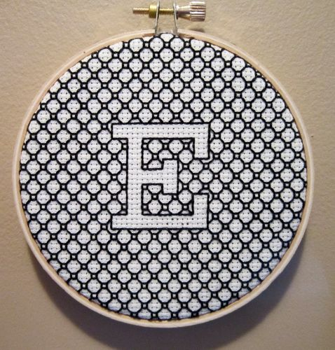 Gorgeous blackwork project I saw on @craftster!