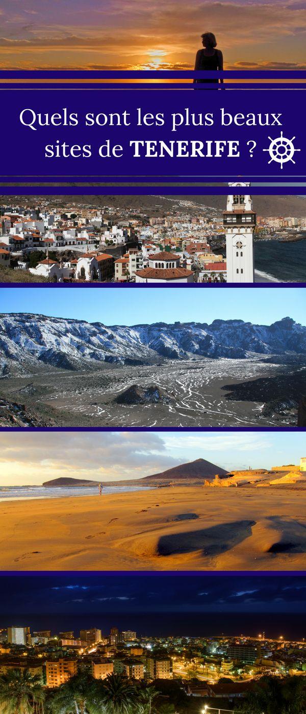 Quelles sont les excurisons à faire absolument sur l'île de Tenerife ? #Tenerife #Espagne #Vacances #Voyage