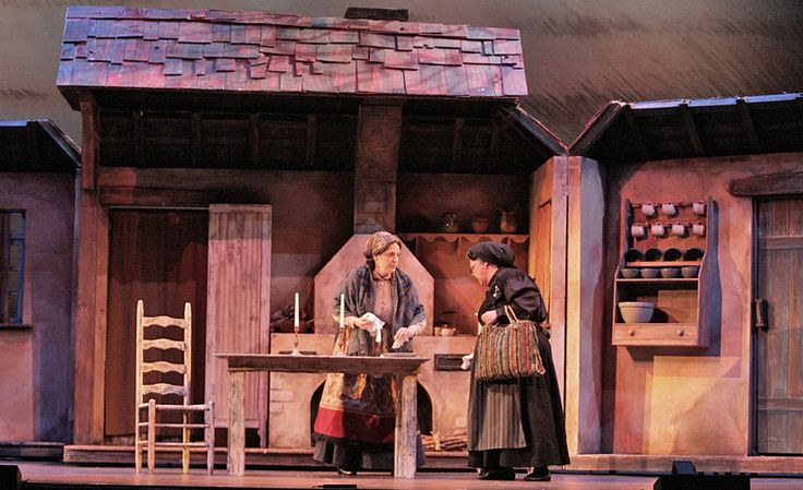 Fiddler on the Roof Music Theatre Wichita Broadway
