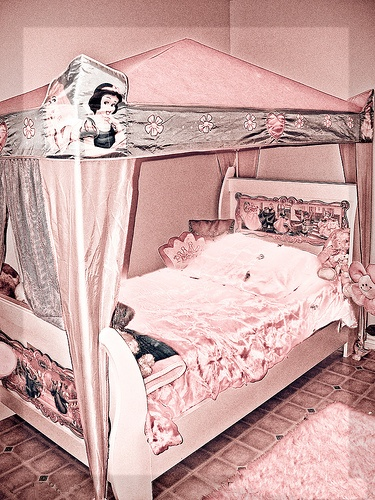 1000 images about Cinderella Bed on Pinterest