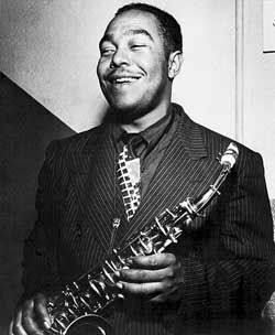 Charlie Parker. The greatest saxophone player to ever live.
